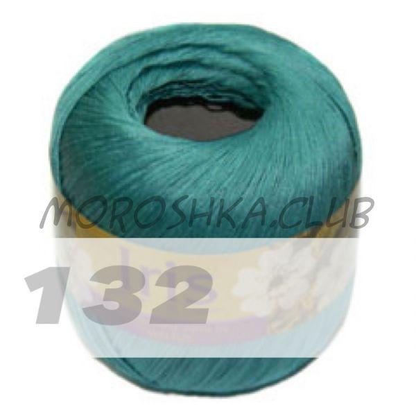 Цвет 132 Iris, упаковка 4 мотка