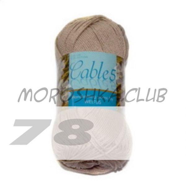 Цвет 78 Cable 5, упаковка 10 мотков