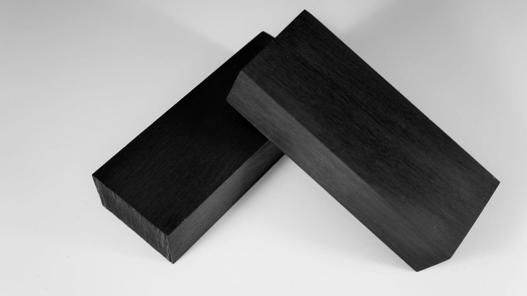 Черный граб плашки 5-7-10 мм (толщина выбирается при клике на товар)