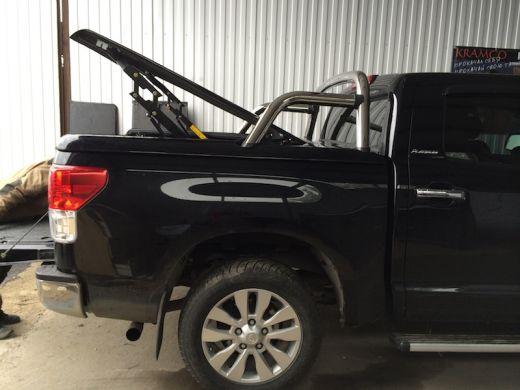 Крышка TopUp с дугами безопасности для пикапа Toyota Tundra