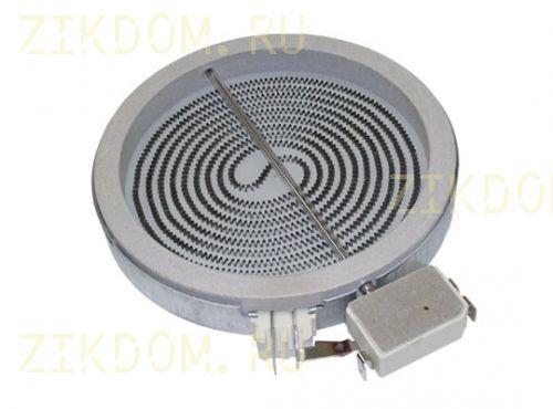 Электроконфорка для ст/керам плиты 1200W D=165mm, D=145mm 481231018887