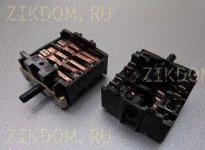 Переключатель мощности конфорки для электроплиты Мечта ПМ-16-3-21