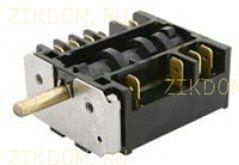 Переключатель мощности конфорки для электроплиты Мечта ПМ-16-5-05