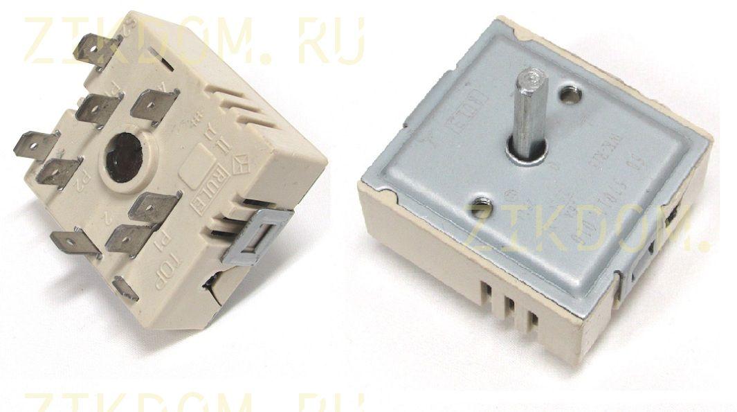 Регулятор мощности для электроплиты универсальный WK-R18