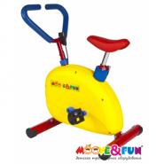 Детский велотренажер Moove&Fun SH-002W