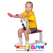Детский тренажёр бицепс-трицепс Moove&Fun  MF-E02