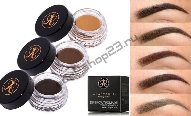 "Anastasia BH - Помадка д/бровей ""Dipbrow Pomade"""