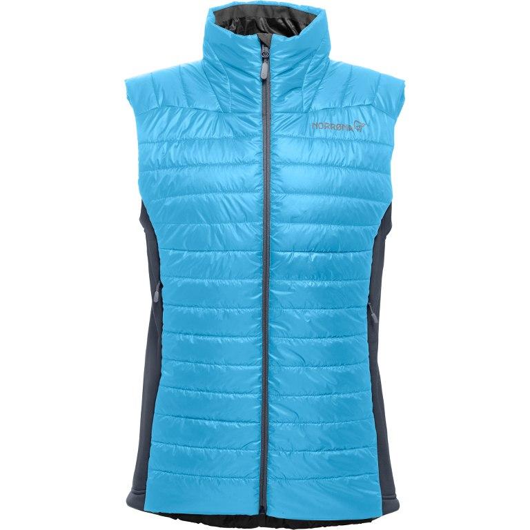 c31eb0a5 Norrona Falketind PrimaLoft100 Vest W Ice Blue