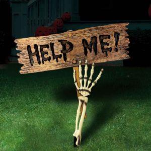 Руки скелета из земли (55 см)