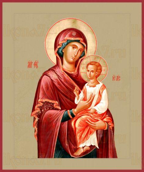 Пименовская икона БМ (рукописная на заказ)