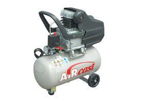 компрессор поршневой 400 л/мин, 8 бар, 2.2 кВт. 220 В, ресивер 50 л.