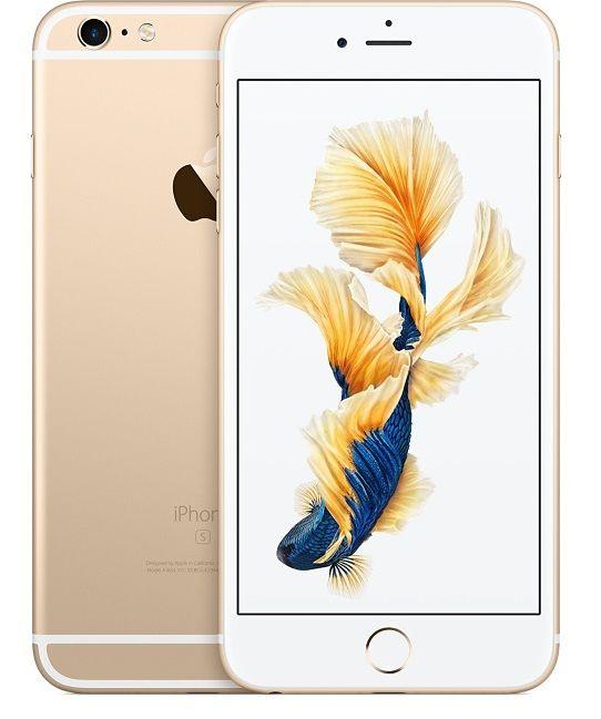 Apple iPhone 6s Plus 16GB Золотой