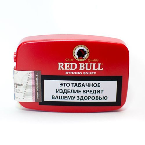 Табак Red Bull Strong Snuff