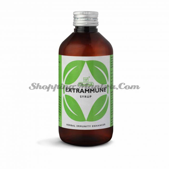 Экстраммун детский сироп для повышения иммунитета Чарак / Charak Extrammune Syrup