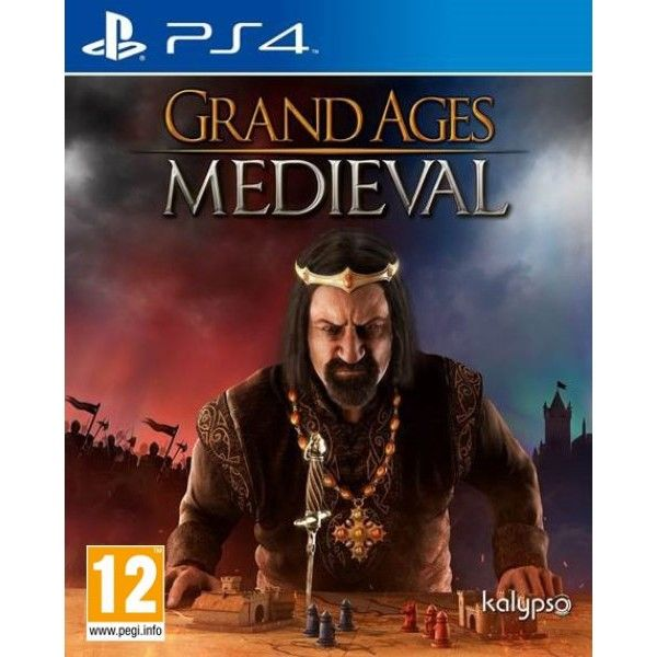 Игра Grand Ages Medieval (PS4)