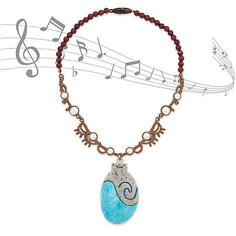 Музыкальный кулон Моаны