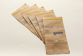 "Пакеты Винар ""Стерит"" плоские самоклеящиеся / крафт-бумага / 115*245 мм / уп 100 шт"