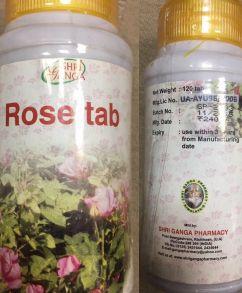 Rose tab Shri Ganga 120 таб