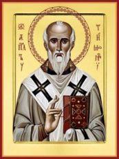 Икона Тимон, апостол от 70-ти (рукописная)