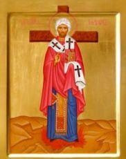 Тимон, апостол от 70-ти (рукописная икона)