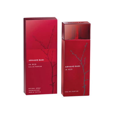 """Парфюмерная вода Armand Basi """"In Red"""", 100 ml"""