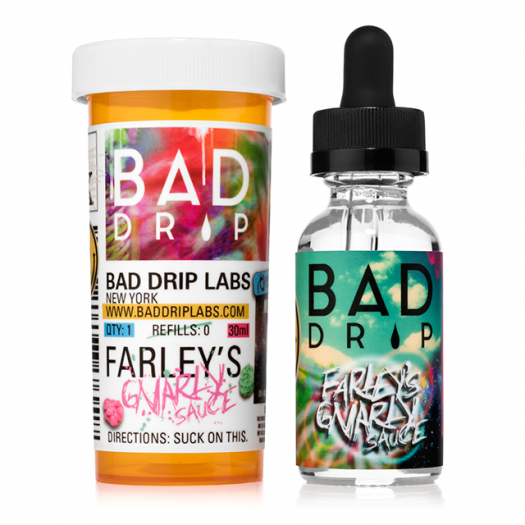 Жидкость Bad Drip Farlet's Gnarly Sauce