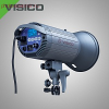 Импульсный свет Visico VС-400HHLR вспышка студийная с рефлектором