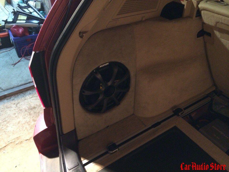 Корпус стелс BMW X3 E83