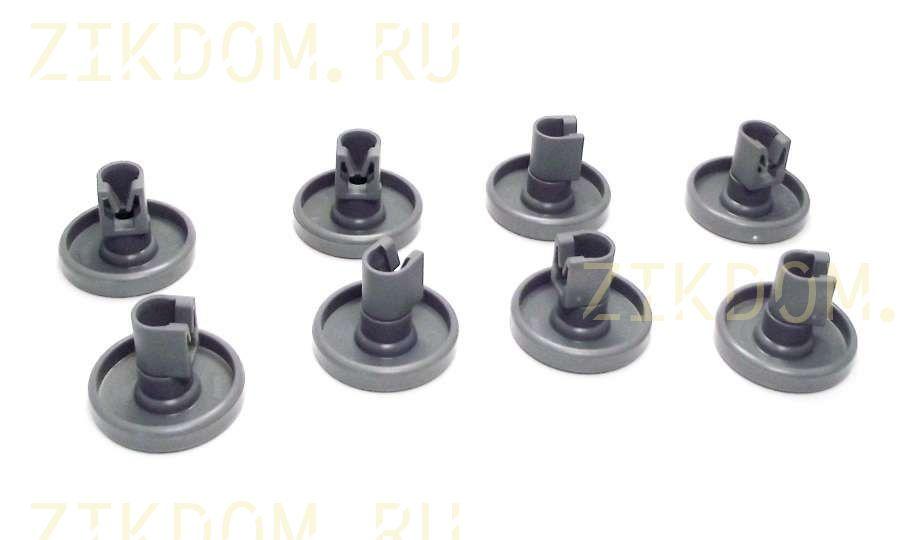 Ролик корзины для посудомоечной машины Electrolux, Zanussi, AEG, 50286965004
