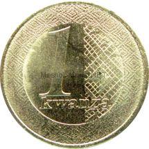 Ангола 1 кванза 2012 г.