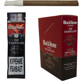 Сигариллы Blackstone Cherry Tip Cigarillos (2)