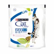 CAT CHOW Special Care 3-в-1 Корм для кошек с формулой тройного действия (400 г)