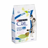 CAT CHOW Special Care 3-in-1 Корм для кошек с формулой тройного действия (1,5 кг)