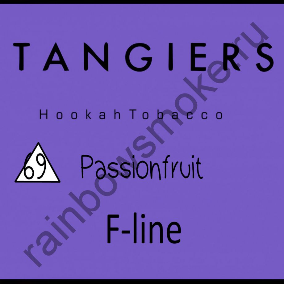 Tangiers F-Line 250 гр - Passionfruit (Маракуйя)
