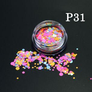 Флуоресцентные камифубики P31