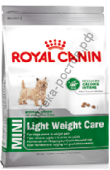 Royal Canin для собак Mini Light Weight Care