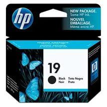 Струйный картридж оригинальный HP № 19, Черный (C6628AE)