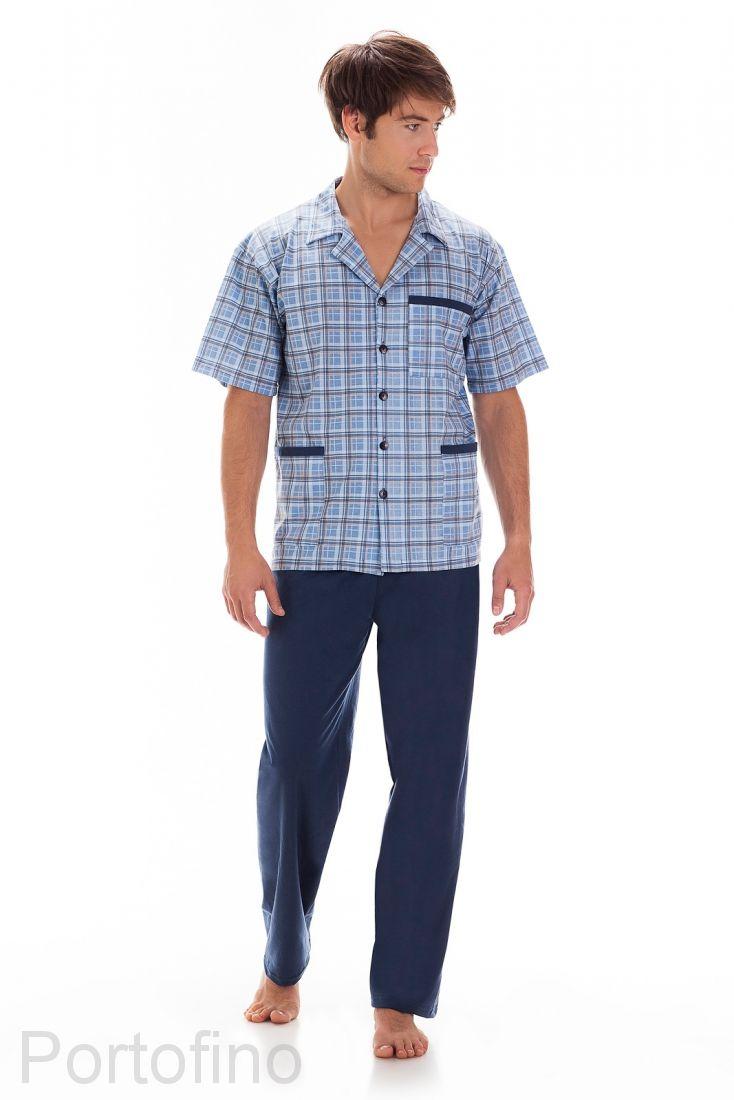 318-11 Пижама мужская Cornette