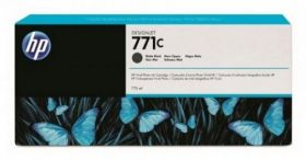 HP B6Y07A оригинальный Картридж №771 CE037A, Matte black (775ml)