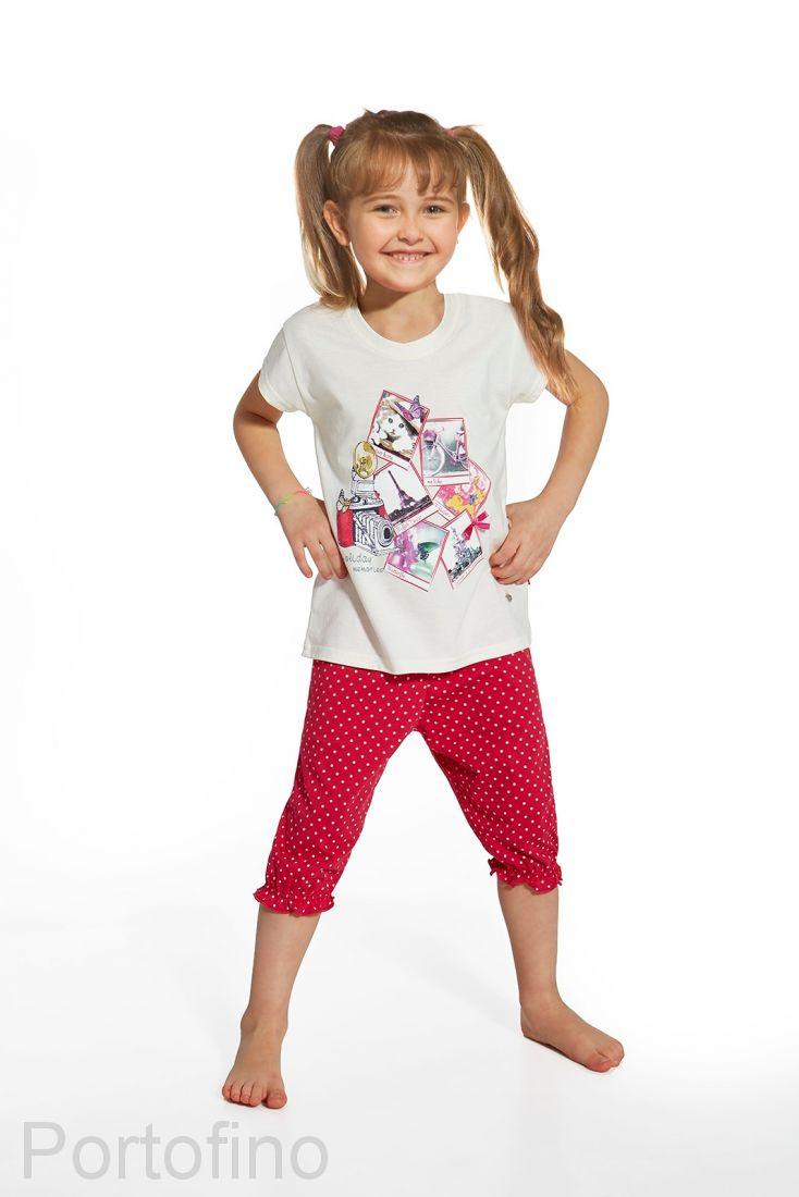 586-42 Детская пижама Cornette