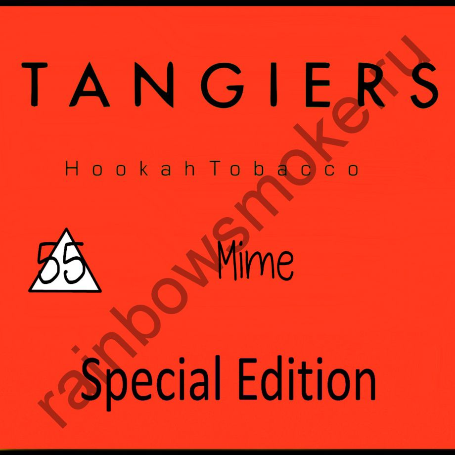 Tangiers Special Edition 250 гр - Mime (Лайм с мятой)