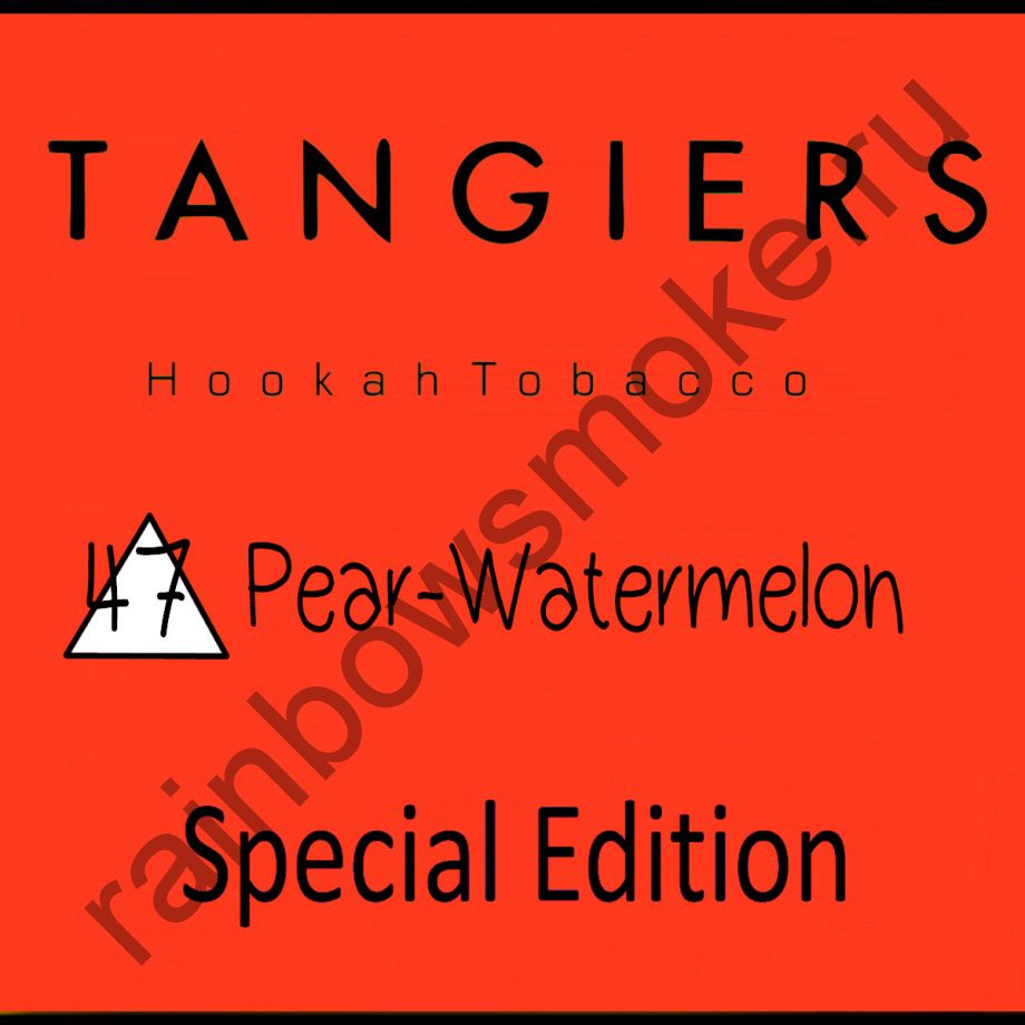 Tangiers Special Edition 250 гр - Pear and Watermelon (Груша и арбуз)