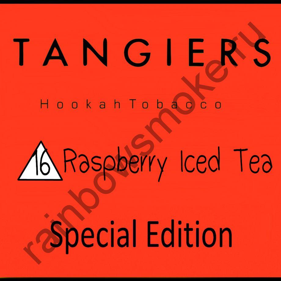 Tangiers Special Edition 250 гр - Raspberry Iced Tea (Охлаждённый малиновый чай)
