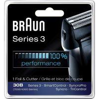 Сетка и режущий блок 30B для электробритв Braun Series 3, артикул 81387936