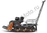 Мотобуксировщик Мухтар 15 c двигателем мощностью 15 л.с, передний привод, вариатор Сафари.