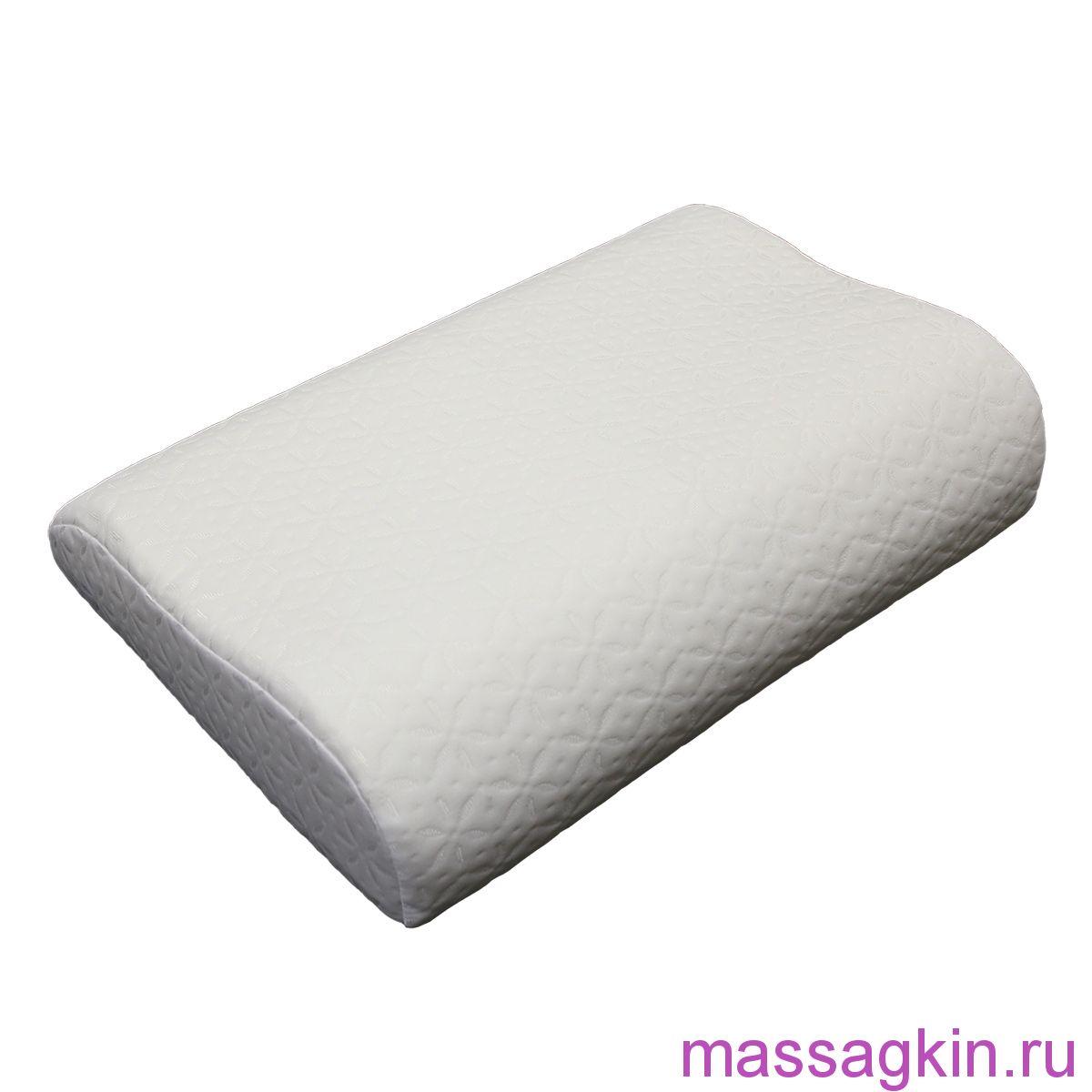 Подушка с эффектом памяти Memory PLUS (60*40*11/13)
