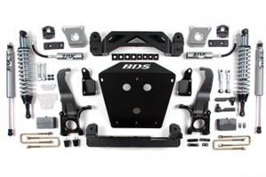 7″ Лифт-комплект Coil-Over Lift Kit Toyota Tundra