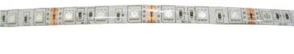 Светодиодная лента Ecola 12В  белый 7.2w/m IP20 540Lm/m