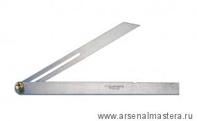 Малка Shinwa 150мм для копирования углов и разметки 62588 М00002025