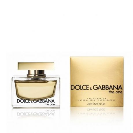 """Парфюмерная вода Dolce and Gabbana """"The One"""", 75 ml"""